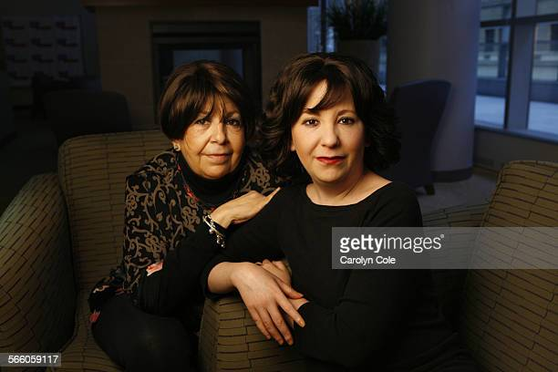Maria D Acosta age 59 and her daughter Paola Campos D Acosta age 30 are currently living at the American Cancer Societ Hope Lodge on West 32nd Street...