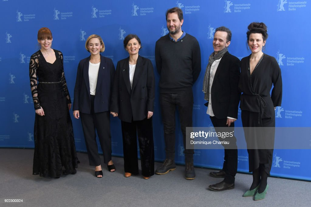 'Becoming Astrid' Photo Call - 68th Berlinale International Film Festival