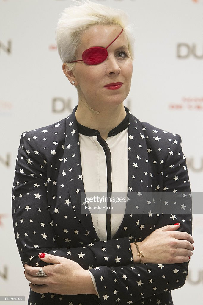 Maria de Villota Attends The 'Ana Carolina Diez Mahou' Foundation Event