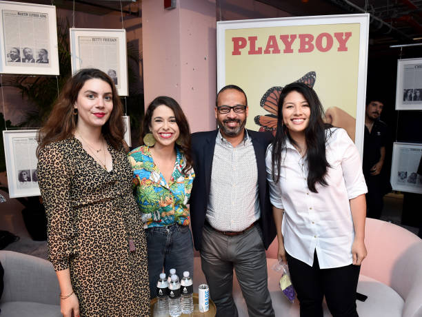 NY: The New Age of Sexual Innovation Event + Social Vibrations at Playboy Playhouse Featuring Stretch Armstrong