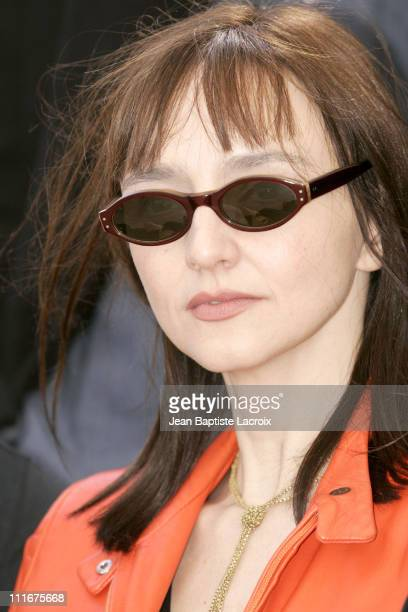 Maria Demedeivos during 2004 Cannes Film Festival Adami Photocall at Palais Du Festival in Cannes France