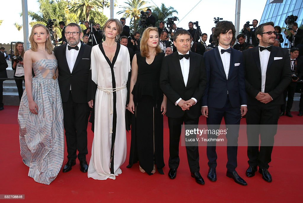 """""""Graduation """" - Red Carpet Arrivals - The 69th Annual Cannes Film Festival"""