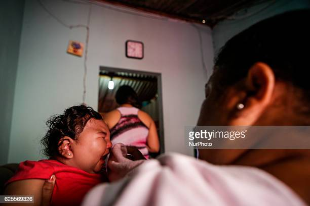 Maria Eduarda was diagnosed with Microcephaly when she was born and abandoned by her biological mother and adopted by Tia Miriam Pereira The doctors...