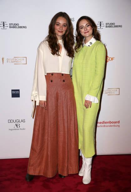 DEU: Deutscher Filmpreis Nominees Get Together At Soho House