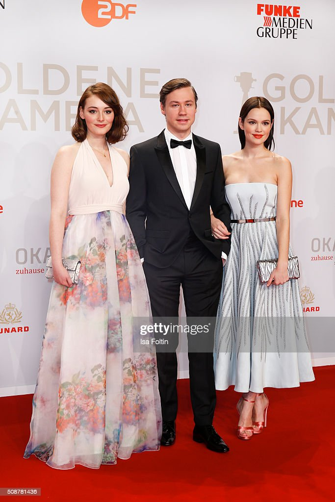 Goldene Kamera 2016 - Red Carpet Arrivals