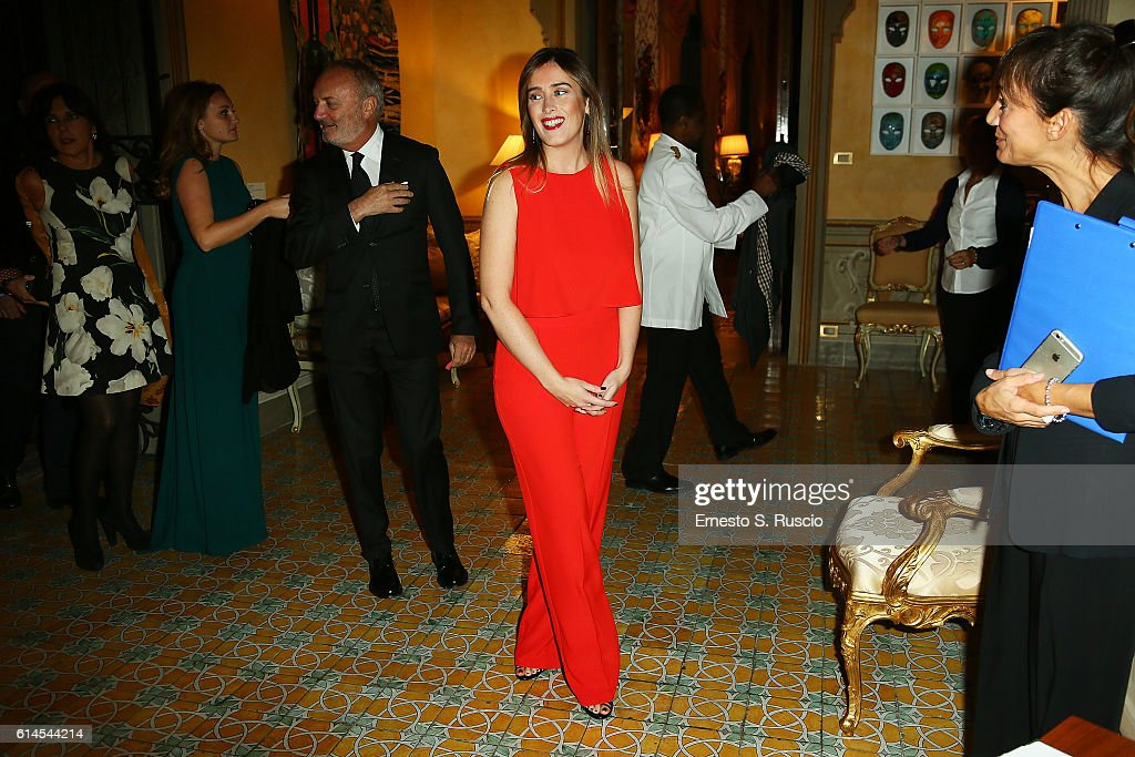 Party Honouring Tom Hanks Hosted By US Embassy : News Photo