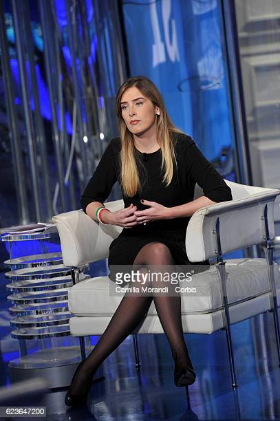 Maria Elena Boschi Stock Photos and Pictures | Getty Images