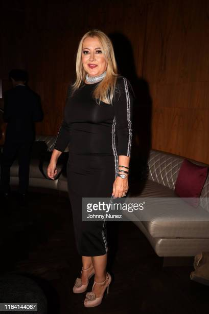 Maria Elena Paganini attends Paganini Honors Paganini at Ascent Lounge on October 28 2019 in New York City