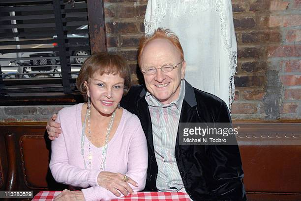 Maria Elena SantiagoHolly and Peter Asher attend the Buddy Holly Guitar foundation tribute at PJ Clarke's on April 29 2011 in New York City