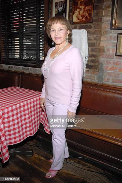 Maria Elena SantiagoHolly attends the Buddy Holly Guitar foundation tribute at PJ Clarke's on April 29 2011 in New York City