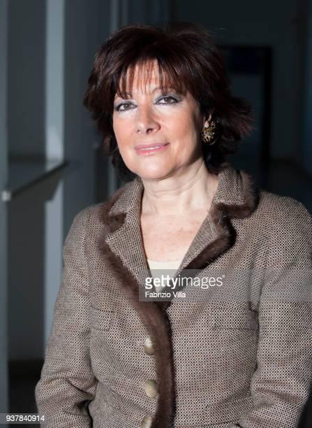Maria Elisabetta Alberti Casellati an Italian politician and current President of the Italian Senate poses on December 15 2010 She graduated from...