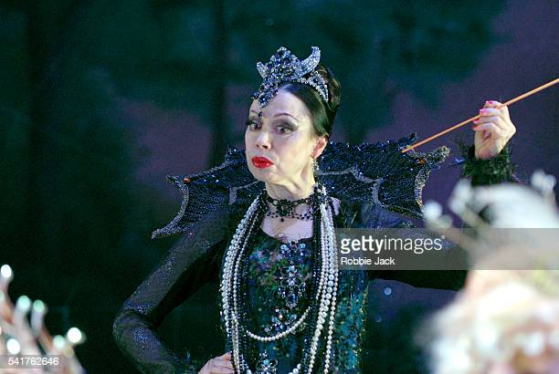 Maria Ewing in the production Iolanthe at the Gielgud Theatre in London