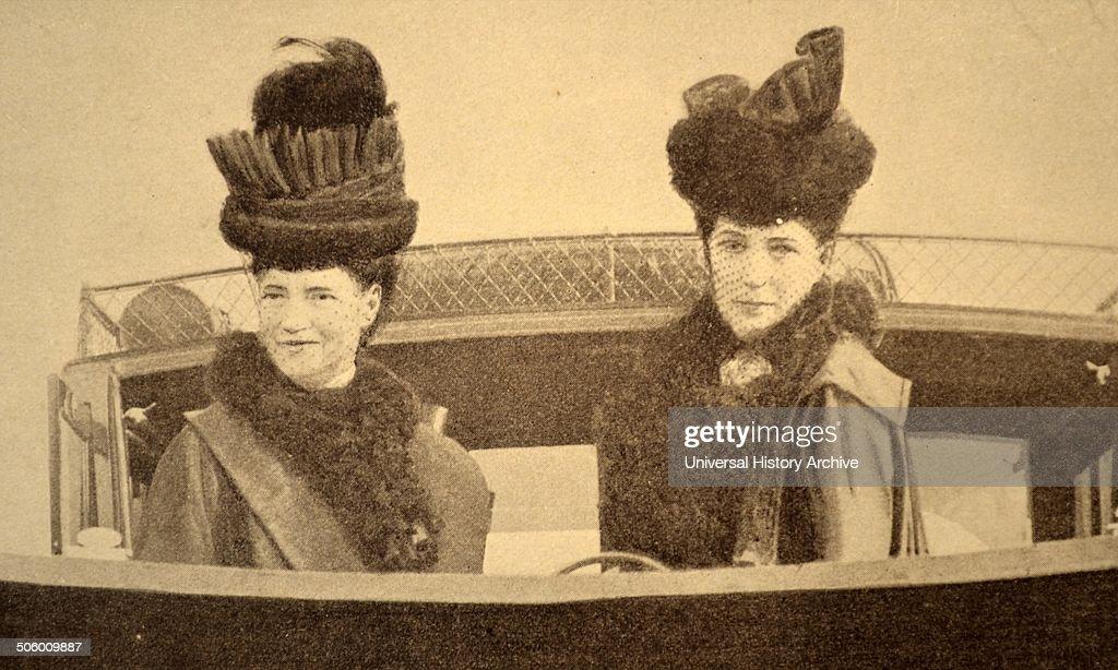 maria feodorovna and alexandra