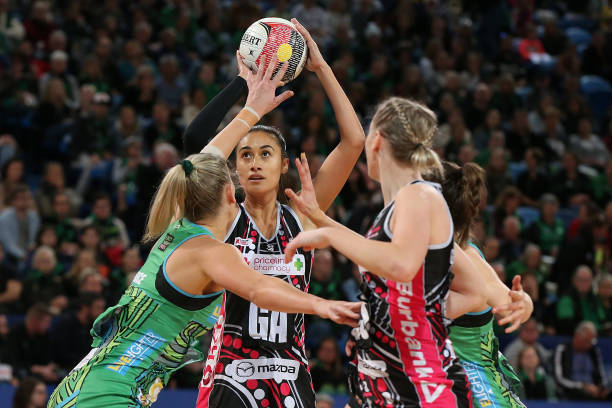 AUS: Super Netball Rd 8 - Fever v Thunderbirds