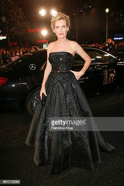 Maria Furtwaengler arrives at the Bambi Awards 2014 on November 13 2014 in Berlin Germany