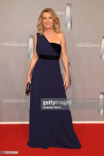 Maria Furtwaengler attends the German Television Award at Rheinterrasse on January 31 2019 in Duesseldorf Germany