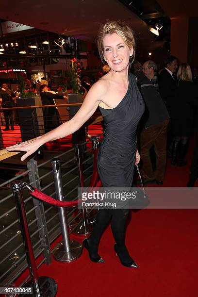Maria Furtwaengler attends the Opening Party 64th Berlinale International Film Festival at Berlinale Palast on February 06 2014 in Berlin Germany