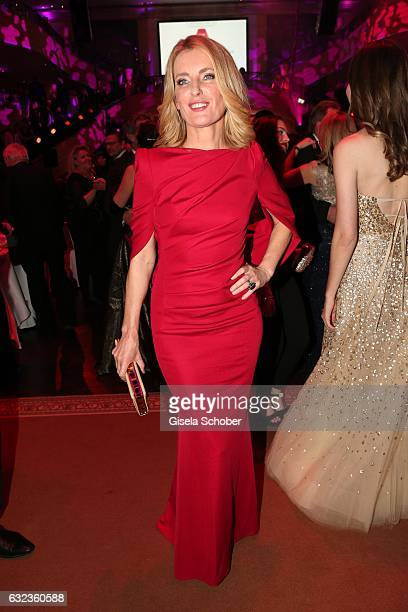 Maria Furtwaengler during the 44th German Film Ball 2017 party at Hotel Bayerischer Hof on January 21 2017 in Munich Germany