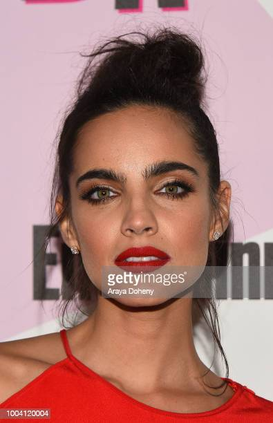 Maria Gabriela de Faria attends Entertainment Weekly's ComicCon Bash held at FLOAT Hard Rock Hotel San Diego on at Float at Hard Rock Hotel San Diego...