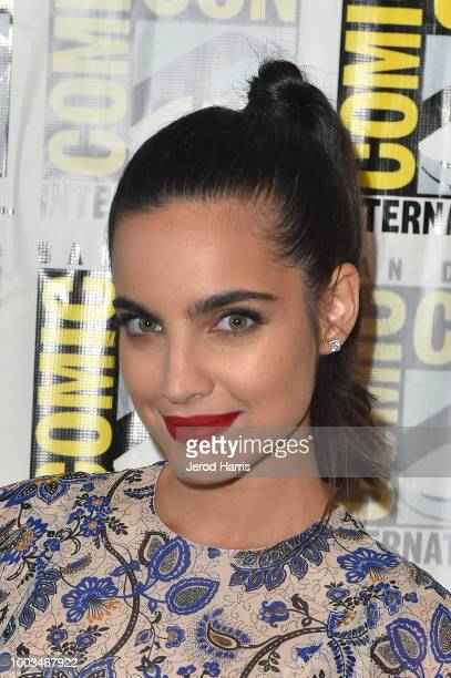 Maria Gabriela de Faria attends the 'Deadly Class' Press Line during ComicCon International 2018 at Hilton Bayfront on July 21 2018 in San Diego...