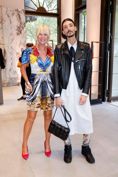 DEU: STUDIO2RETAIL Opening Party - Mercedes-Benz Fashion Week Berlin September 2021