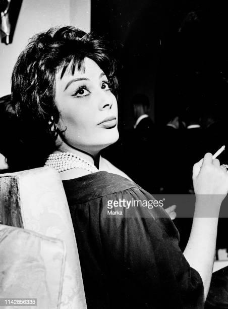 Maria Grazia Buccella Tot Prize Medaglie D'oro Roma 1966