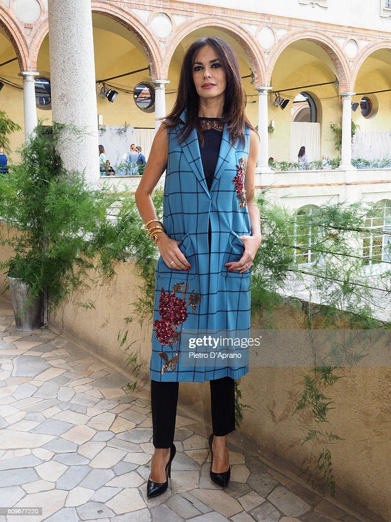 Luisa Beccaria - Front Row - Milan Fashion Week SS17