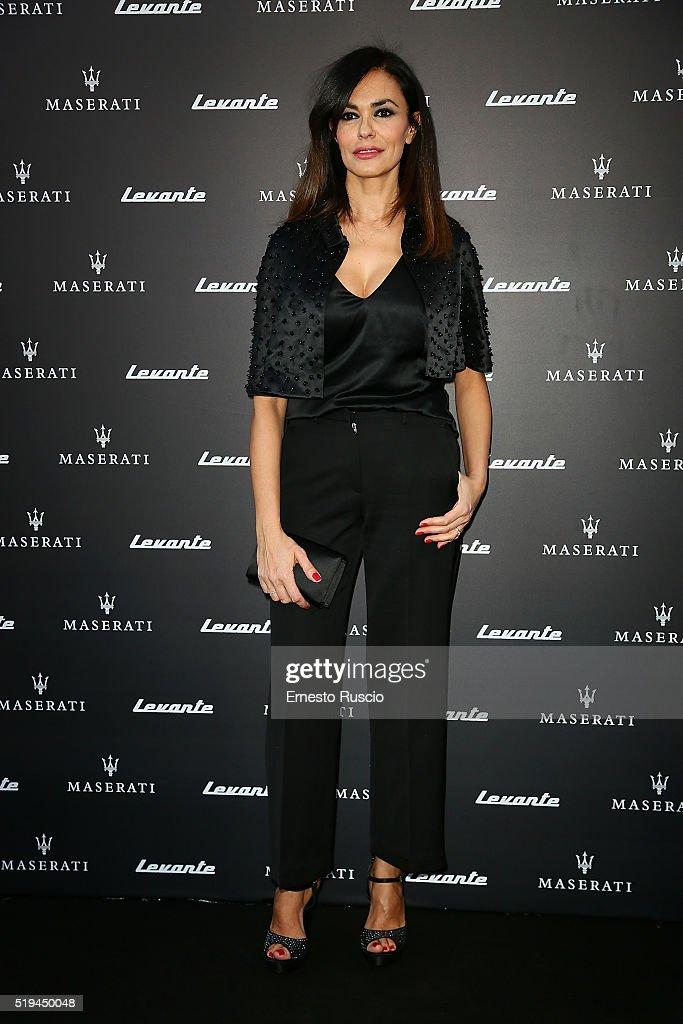 'Maserati Levante' Presentation