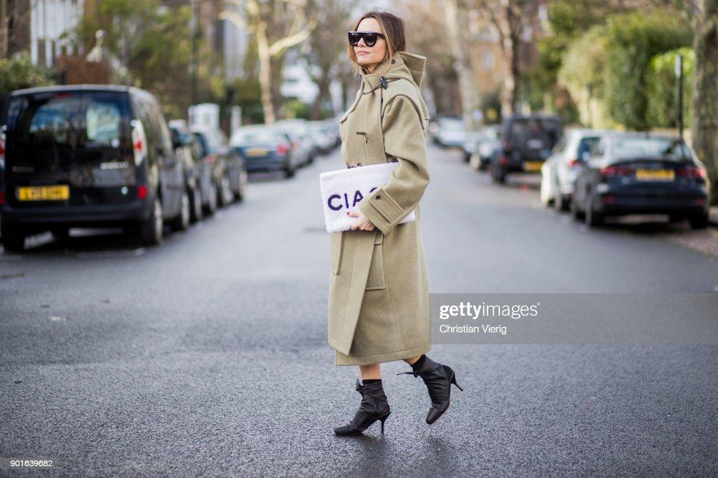 Street Style - LFWM January 2018