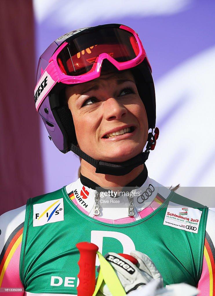 Women's Downhill - Alpine FIS Ski World Championships