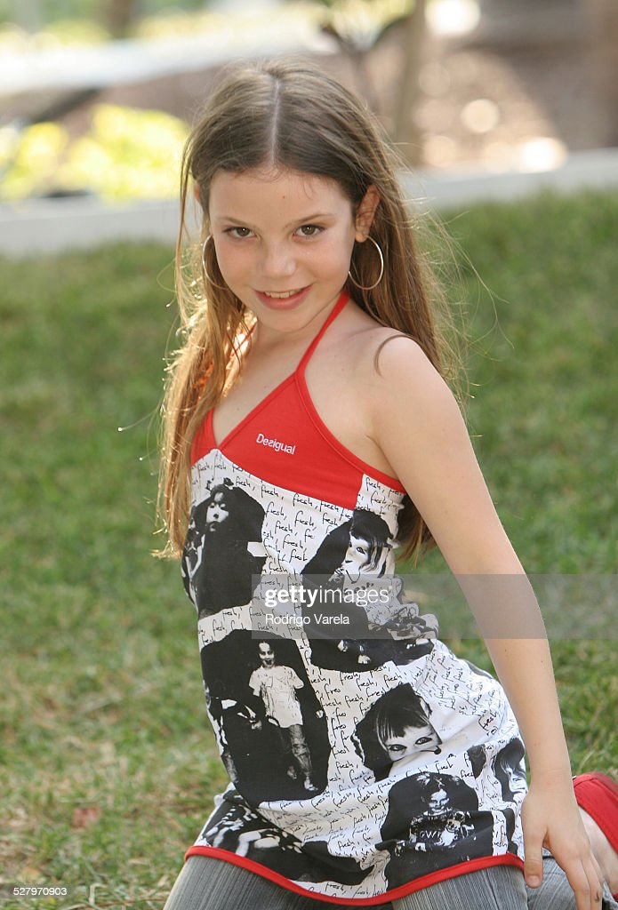 Maria Isabel During Maria Isabel Portrait Session At Lincoln Road In Miami Beach Florida