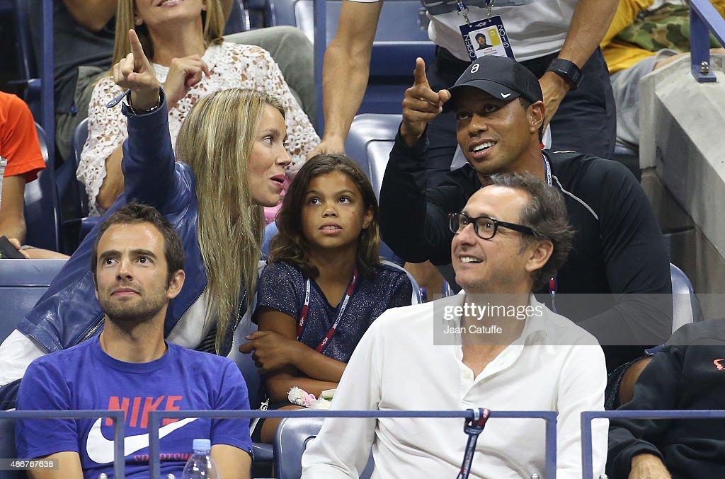 Maria Isabel Nadal, sister of Rafael Nadal, Tiger Woods ...
