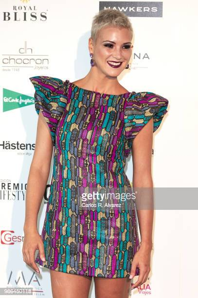 Maria Jesus Ruiz attends the 'Lifestyle' Awards 2018 on June 28 2018 in Madrid Spain