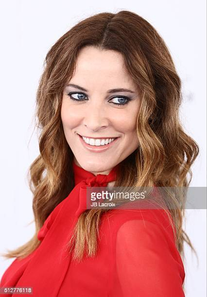 Maria Joao Bastos attends the 2016 Film Independent Spirit Awards on February 27 2016 in Santa Monica California