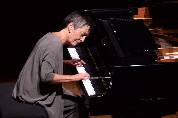 ITA: Maria Joao Pires Performs At The Bologna Festival