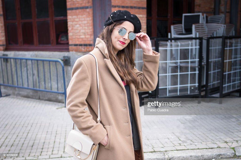 1f524c685d Street Style in Madrid   News Photo