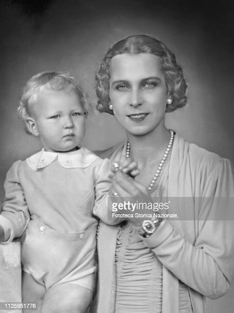 Maria José of Belgium Marie José Carlotta Sophia Amelia Enrichetta Gabriella of Saxe CoburgGotha Princess consort of Piedmont as wife of the future...