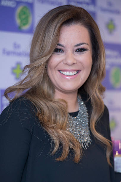 Maria Jose Campanario Introduces New Diet Pictures Getty Images
