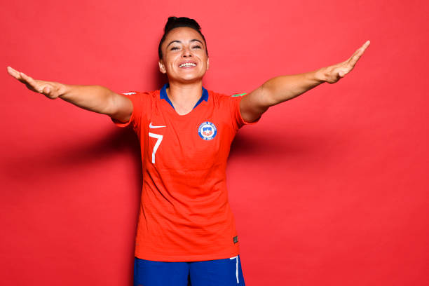 FRA: Chile Portraits - FIFA Women's World Cup France 2019