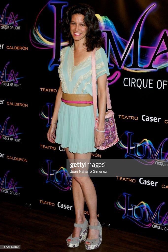 'Luma Cirque of Light' Madrid Premiere