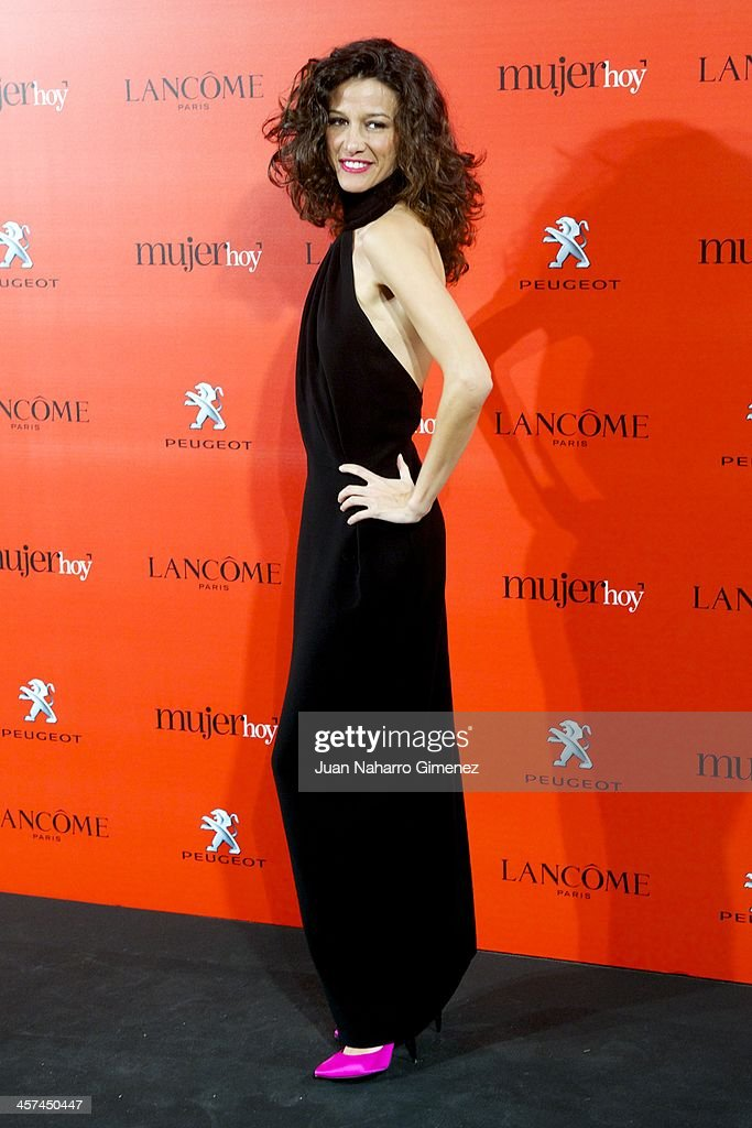 Maria Jurado attends the 'Mujer de Hoy' awards 2013 at the Hotel Palace on December 17, 2013 in Madrid, Spain.