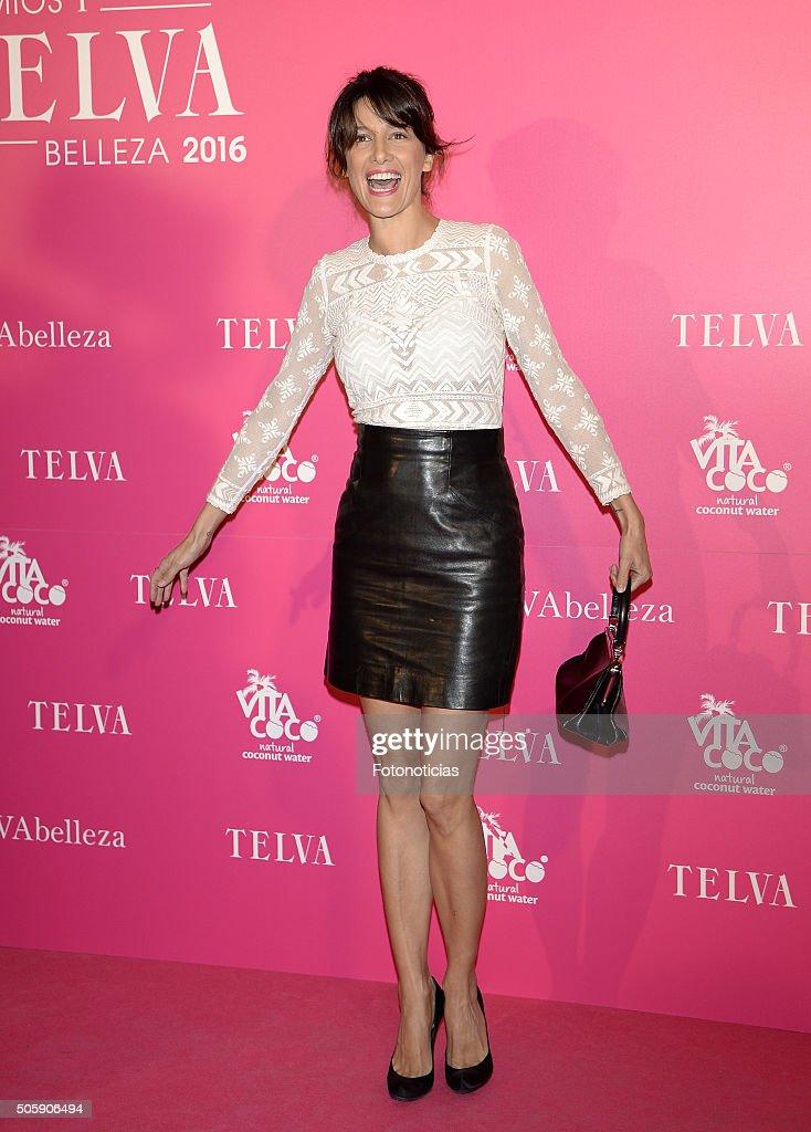 'T De Belleza' Beauty Awards By Telva Magazine in Madrid