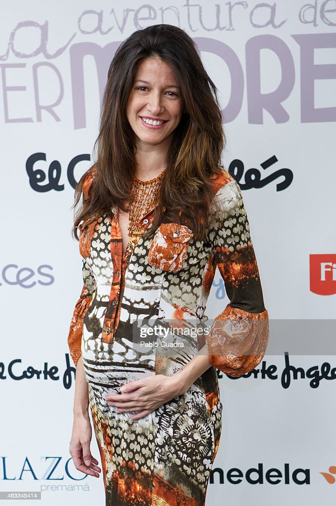 Celebrities Attend 'Mundo Del bebe' Presentation in Madrid