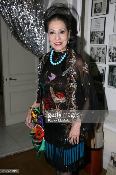 Maria Kalnay attends Portrait artist ZITA DAVISSON's Great Gatsby Party A Roaring 20's Evening at Private Residence on October 20 2010 in New York