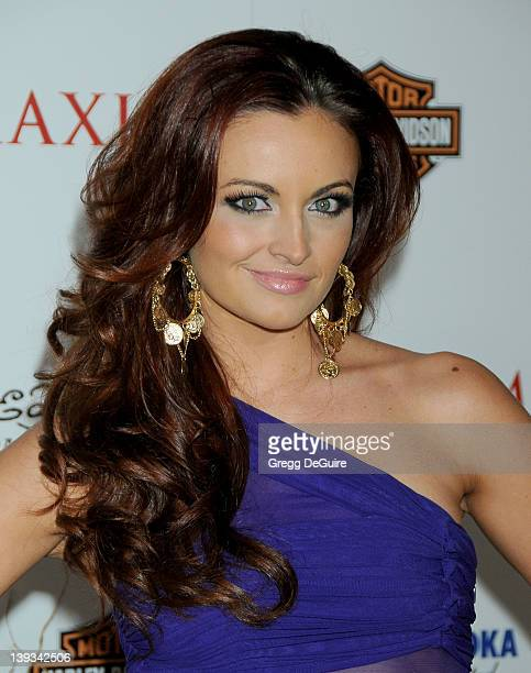 Maria Kanellis arrives at the 11th Annual Maxim Hot 100 Party at Paramount Studios on May 19, 2010 in Los Angeles, California.