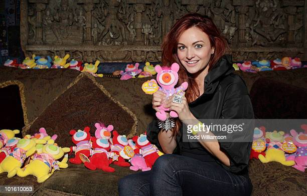 Maria Kanellis at Melanie Segal's Celebrity SOS Lounge Day 1 at House of Blues Sunset Strip on June 3 2010 in West Hollywood California