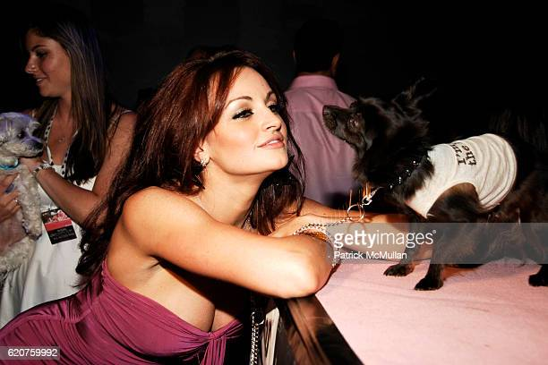 Maria Kanellis attends ANIMAL FAIR Magazine's 9th Annual PAWS FOR STYLE Presented By Wendy and Lucky Diamond Lauren and Chloe Conrad Robert and...