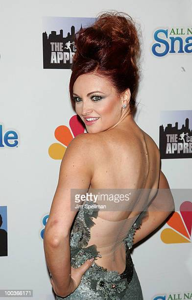Maria Kanellis attends The Celebrity Apprentice Season 3 finale after party at the Trump SoHo on May 23 2010 in New York City