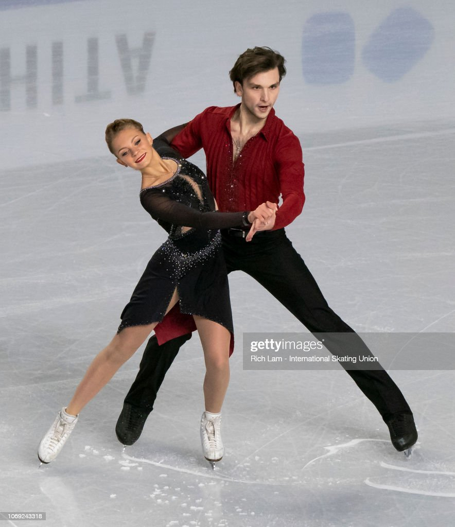 CAN: ISU Junior & Senior Grand Prix of Figure Skating Final