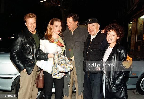 """Maria Ketikidou, Regisseur Jürgen Roland,;Jan Fedder, Andrea Lüdke, Till Demtröder;, ARD-Serie """"Großstadtrevier"""","""